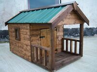 custom made top quality dog kennel's / pet enclosure's / run's / aviaries / aviary