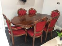 Dining Tables 6 Chairs For Sale