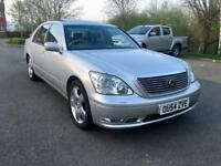 Lexus LS 430 4.3 4dr Auto - Top Spec - Low Mileage