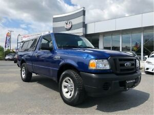 2009 Ford Ranger 2.3L 4Cyl 5Speed Canopy Great Shape!