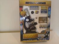 Micro Science School Microscope