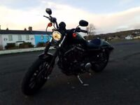 Harley Davidson Sportster 883 Iron (No Offers)