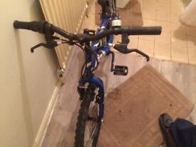 Lite boys bike