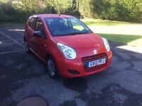 Suzuki Alto so,2012 only 30,000 miles,£2500