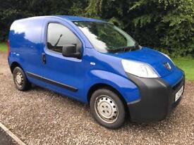 Peugeot bipper van 1.3 diesel £30 tax New mot NO VAT