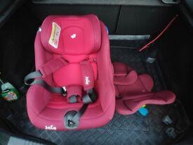 Joie car seat 0 - 18kg