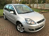 2008 Ford Fiesta 1.4 TDCI Zetec Climate 5dr *** FULL SERVICE HISTORY *** £30 ROAD TAX *** 2 KEEPERS