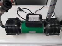 3.2 salamander twin impeller pump