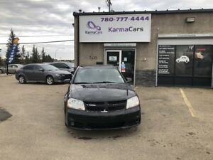 2011 Dodge Avenger SXT Real nice and clean.  Has roof and per...