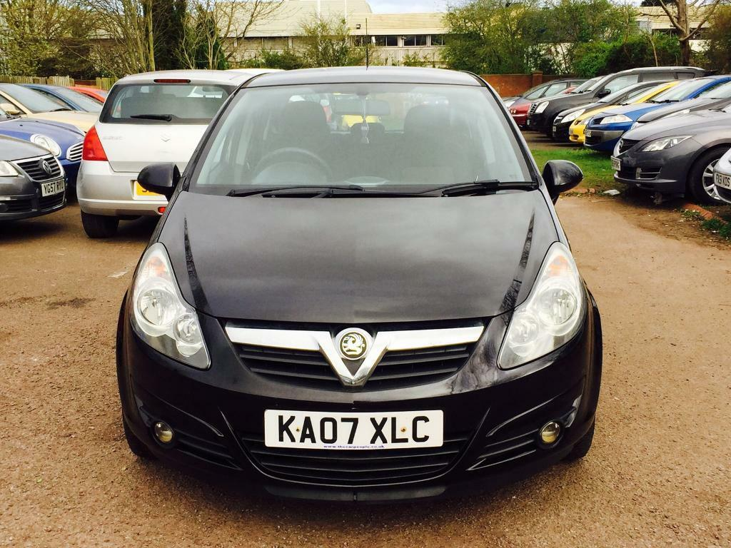 VAUXHALL CORSA 1.2 IDEAL FIRST CAR NATIONWIDE DELIVERY 1595