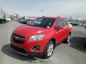 2014 Chevrolet Trax LTZ | Leather | Heated Seats | Bluetooth