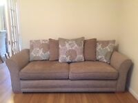 GORGEOUS SCS SOFA IMMACULATE CONDITION, 4 SEATER & 2 SEATER, 10 YEAR GUARANTEE