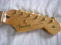 Fender 50th Anniversary Stratocaster electric guitar - MIM - 2004 - NOS