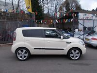 KIA Soul 1.6 Shaker 5dr ONE LADY OWNER FROM NEW 09/59