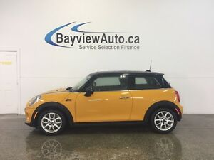 2016 Mini COOPER - TWIN TURBO! PANOROOF! BLUETOOTH!