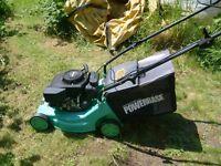 Powerbase PBPM40 Lawnmower 4-stroke petrol 3.5hp OHV Honda engine