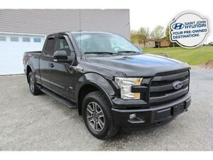 2015 Ford F-150 Lariat! LEATHER! NAV! REMOTE START!