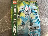 Lego Hero Factory Stuff For Sale Gumtree