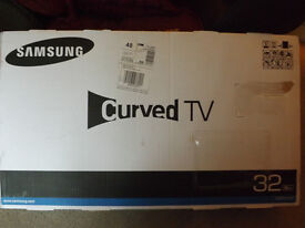SAMSUNG 32 INCH ''SMART CURVED TV'' *BRAND NEW* FULLY GUARANTEED