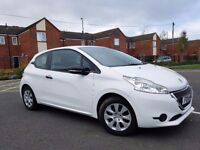 2014 Peugeot 208 1.0 Access 3 door IDEAL FIRST CAR / ROAD TAX FREE / FULL SERVICE HISTORY