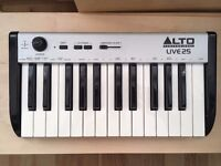 Alto Professional Live 25 Keyboard Controller