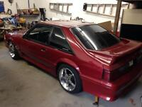 Ford mustang gt1991