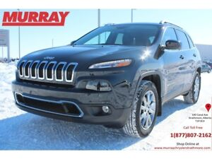 2018 Jeep Cherokee LIMITED *DEMO MODEL! NAVIGATION!*