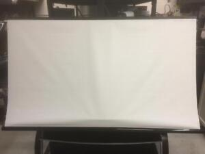 WM-P80.F Projector Screen for Toshiba TACP TLP-ET1 (New Others)