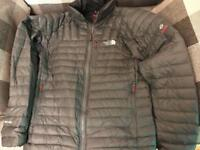 North face summit series down jacket
