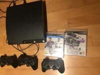 Son PlayStation 3 (128GB SSD)