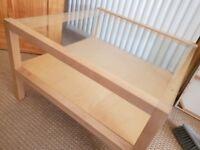Lovely ikea coffee table
