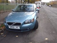 VOLVO S40 SE ,56 Reg ONE OWNER VERY LOW MILES
