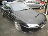 PEUGEOT 406 COUPE 2.2 S (black) 2003