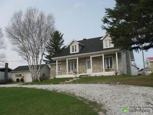 174 500$ - Maison à un étage et demi à Dolbeau-Mistassini