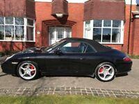 2003 Porsche 911 996 Carrera 4 Cabriolet Tiptronic S AWD