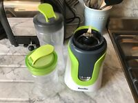 Fully functional small blender - perfect for green smoothies