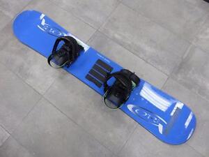 Planche à neige 141cm GORI + fixations