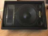 Phonic Wedge Stage Monitors (12 Inch Passive) Speakers