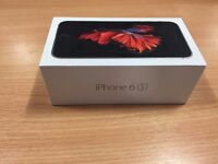 Iphone 6s 128gb, Brand New, Unused and Unlocked, Space Grey, Full Apple Warranty, SERIOUS offers