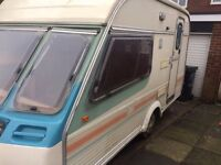 caravan for spares