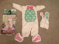 Easter Bunny Costume 18-24months