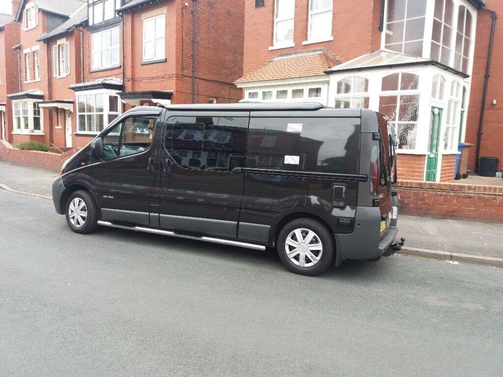 Renault Trafic Lwb Campervan Quot Lifestyle Quot In Bridlington East Yorkshire Gumtree