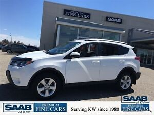 2013 Toyota RAV4 XLE AWD No Accidents 42K NAV Sunroof