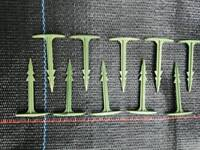 """2"""" Anchor Pegs For Weed Control Membrane"""
