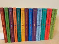 Series of Unfortunate Events 13 books
