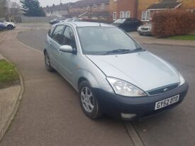 FORD FOCUS AUTOMATIC NICE AND GOOD DRIVE ( CONSIDER GOOD OFFER