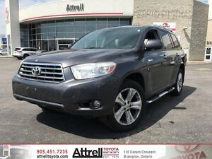 2009 Toyota Highlander Limited. Heated Seats, Backup Camera, Run