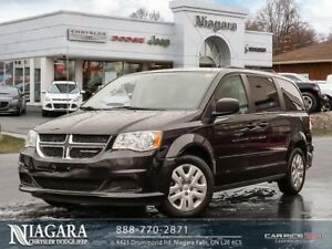 2015 Dodge Grand Caravan SXT | FULL STOW N GO | TINTED | REAR AI