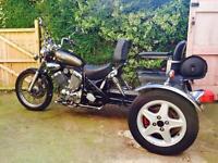 Yamaha Virago 535 Trike