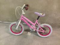 Kids Hello Kitty Girls Bike